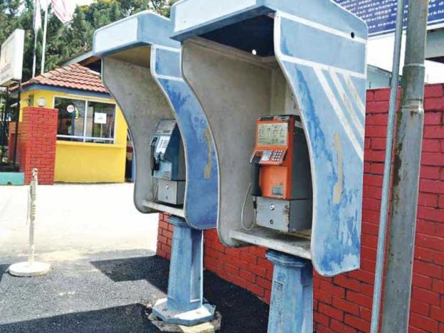 telefon awam di Malaysia