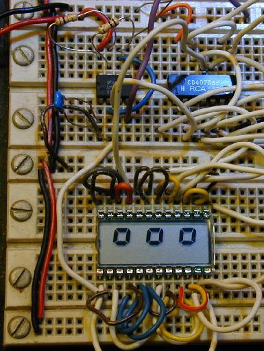 555 Circuit Using 60 Hz As Clocking Source