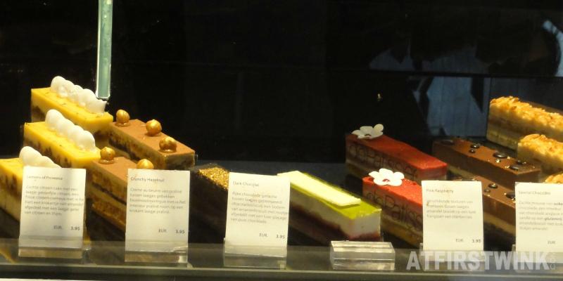 de patissier markthal rotterdam desserts