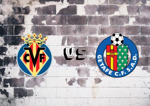 Villarreal vs Getafe  Resumen