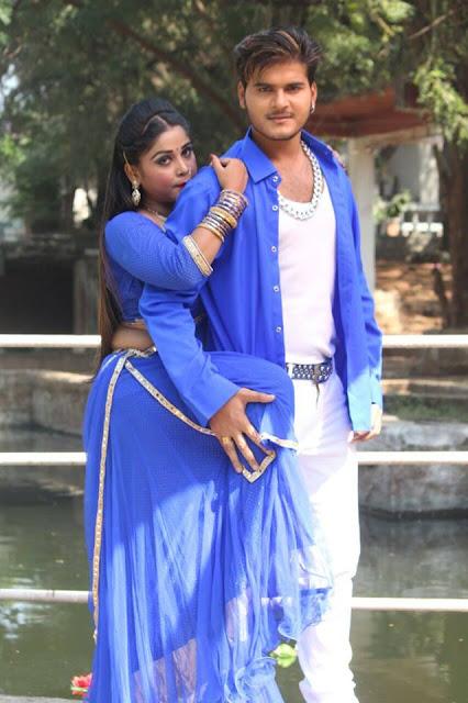"Actor Arvind Akela Kallua and Eenu Shree revealed about their "" UPER NICHE"" ka hot seens"