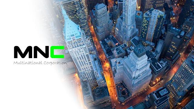 Full form of MNC company