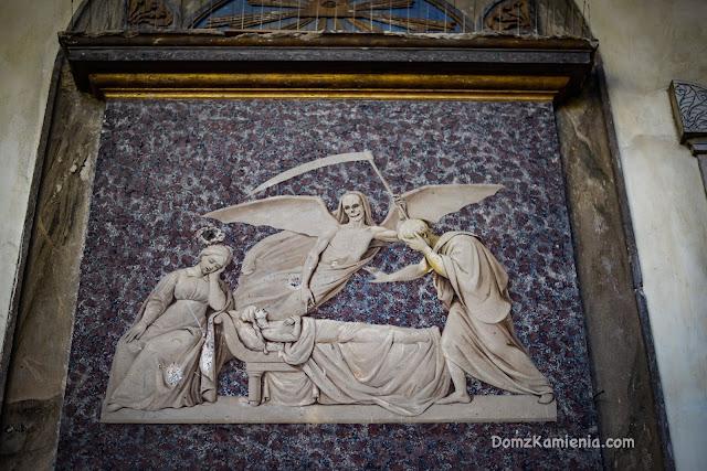 Chiostro dei Morti Dom z Kamienia
