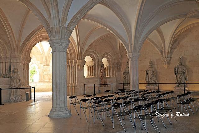 Sala Capitular del Monasterio de Alcobaça