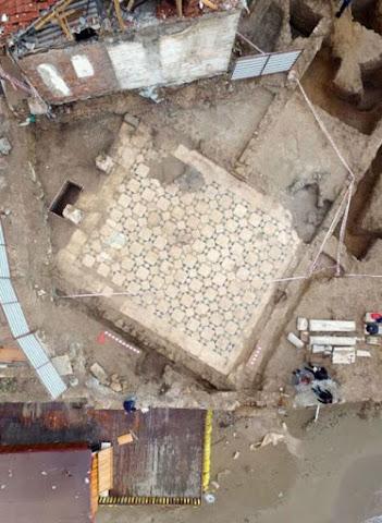Roman-era mosaics found in ancient Side