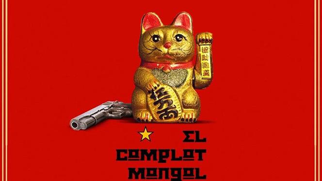 El complot mongol (2018) BRRip 720p Latino