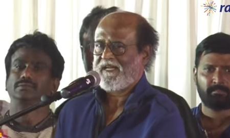 Rajini Speech About Hoe Bharathiraja Treat Him As A Actor