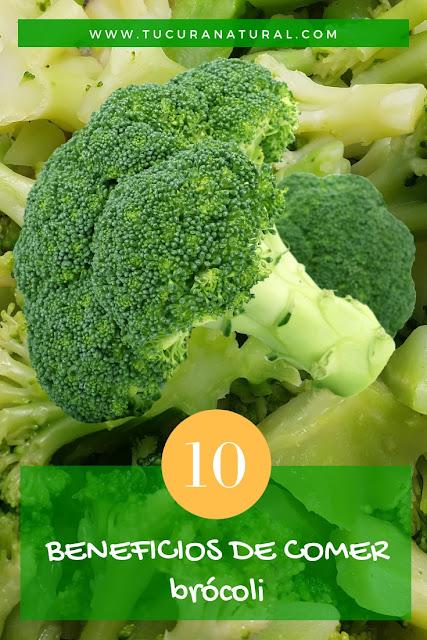 10 beneficios de comer brócoli
