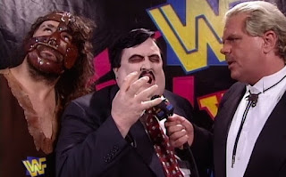 WWE / WWF - In Your House 14: Revenge of Taker - Mankind & Paul Bearer
