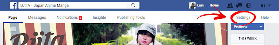 Cara Verifikasi Fanpage Facebook dan Mendapatkan Badge / Lencana Hitam - Igniel