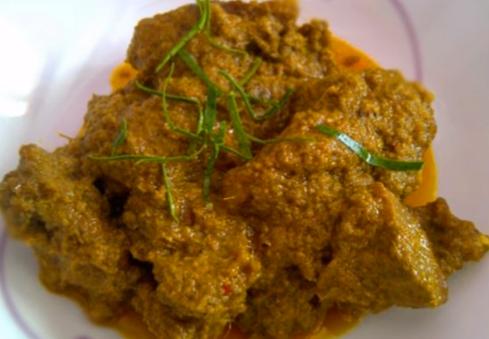 Resepi Rendang Daging Cara Tradisional Yang Sungguh Sedap