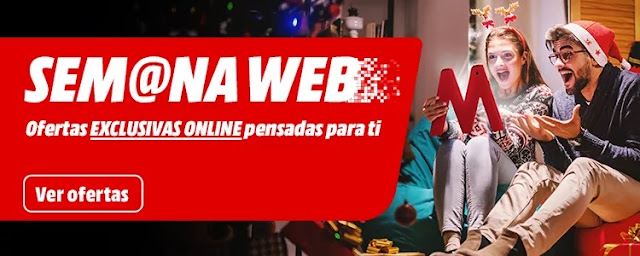 Top 15 ofertas Semana Web de Media Markt
