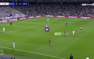 ملخص مباراة ريال مدريد وفكتوريا بلزن دورى ابطال اوربا الجولة الثالثة