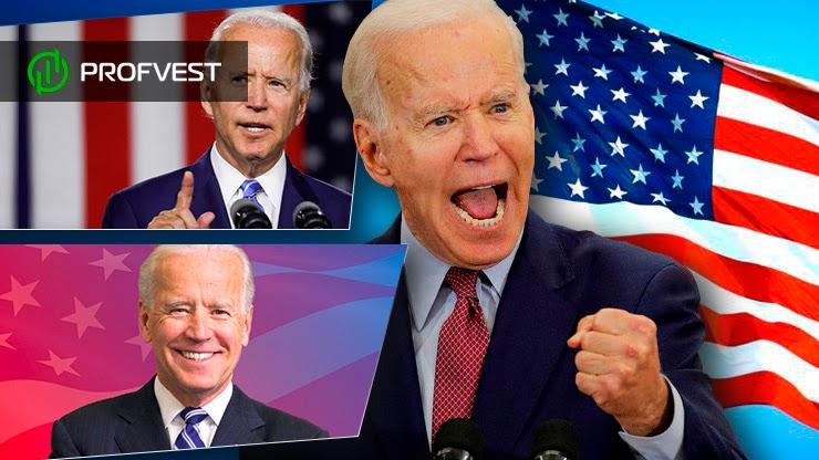 Джо Байден биография, личная жизнь и карьера президента США