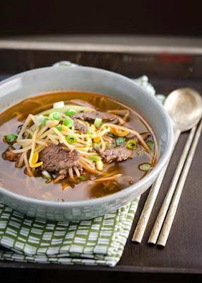 Cách nấu Canh giá thịt bò ngon