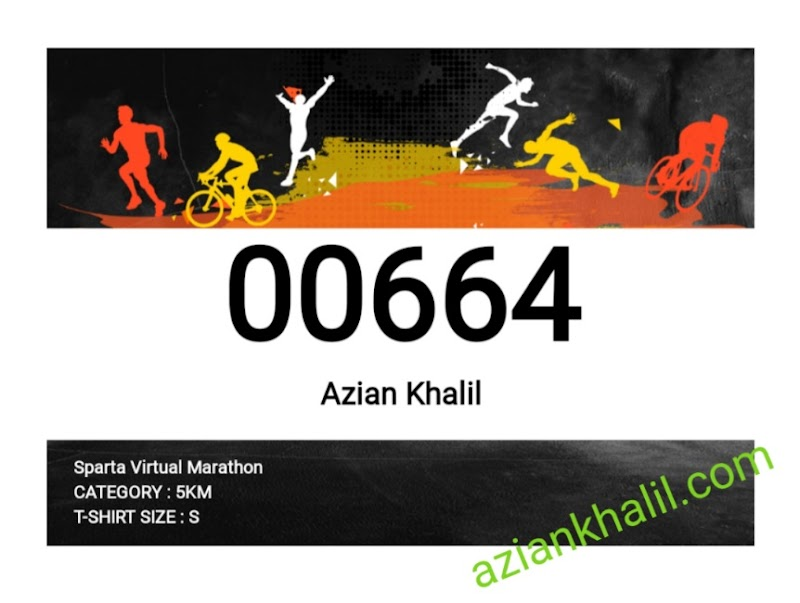 Sparta Virtual Marathon