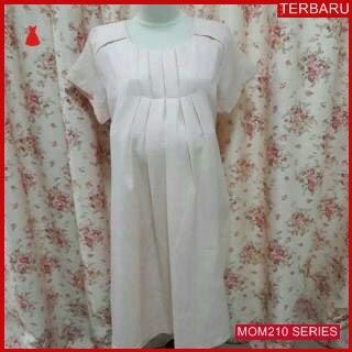 MOM210D16 Dress Hamil Kantor Modis Lily Dresshamil Ibu Hamil