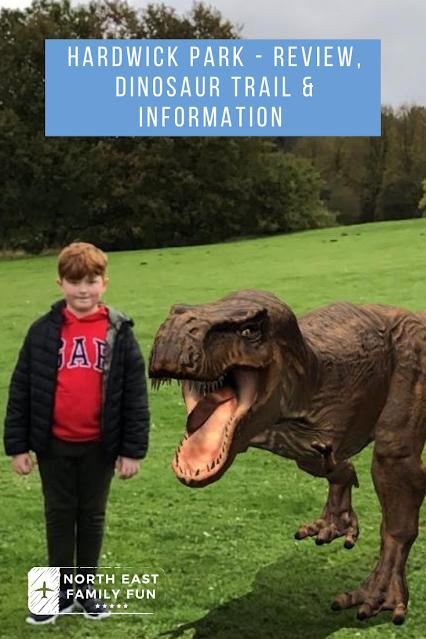 Hardwick Park - Review, Dinosaur Trail & Information