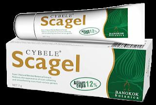 ครีมลดรอยแผลสิว จุดด่างดำจากสิว : Cybele Scagel