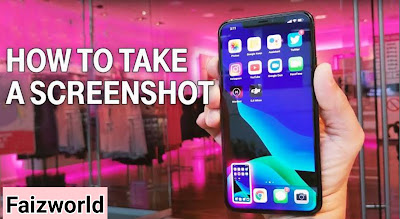 How to take screenshots on android & iOS phones