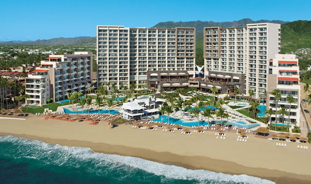 Escape to Now Amber Puerto Vallarta Resort & Spa - All Inclusive, a AAA Four Diamond resort located in the heart of the Puerto Vallarta on the West coast of Mexico.