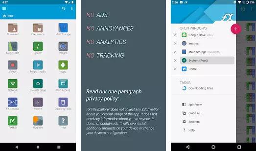 Aplikasi File Manager Gratis Terbaik untuk Android-8