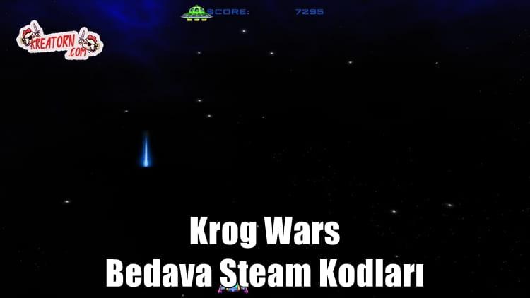 Krog Wars - Bedava Steam Kodları