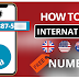 How to Get a FREE International Number (US,UK,FR...) [WORKING 2020]
