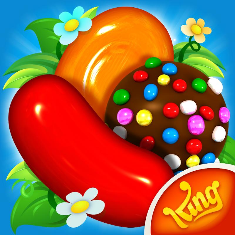 Candy Crush Saga v1.186.0.3 Apk Mod [Vidas Infinitas]