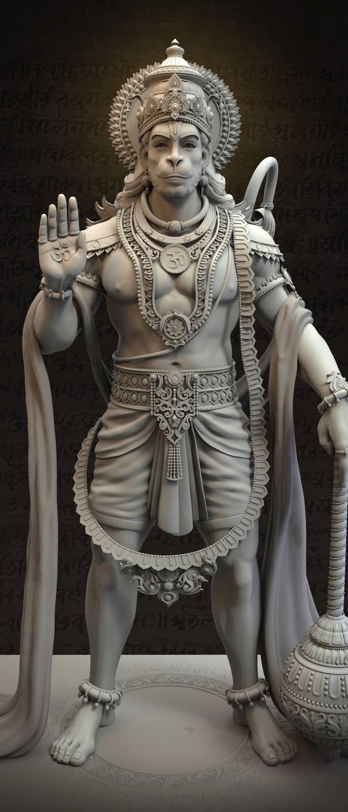 Lord hanuman Mobile Wallpaper