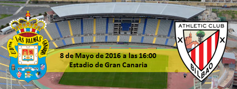Previa UD Las Palmas - Athletic de Bilbao 8 Mayo a las 16:00