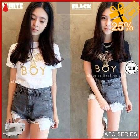 AFO742 Model Fashion BOY Tee Modis Murah BMGShop