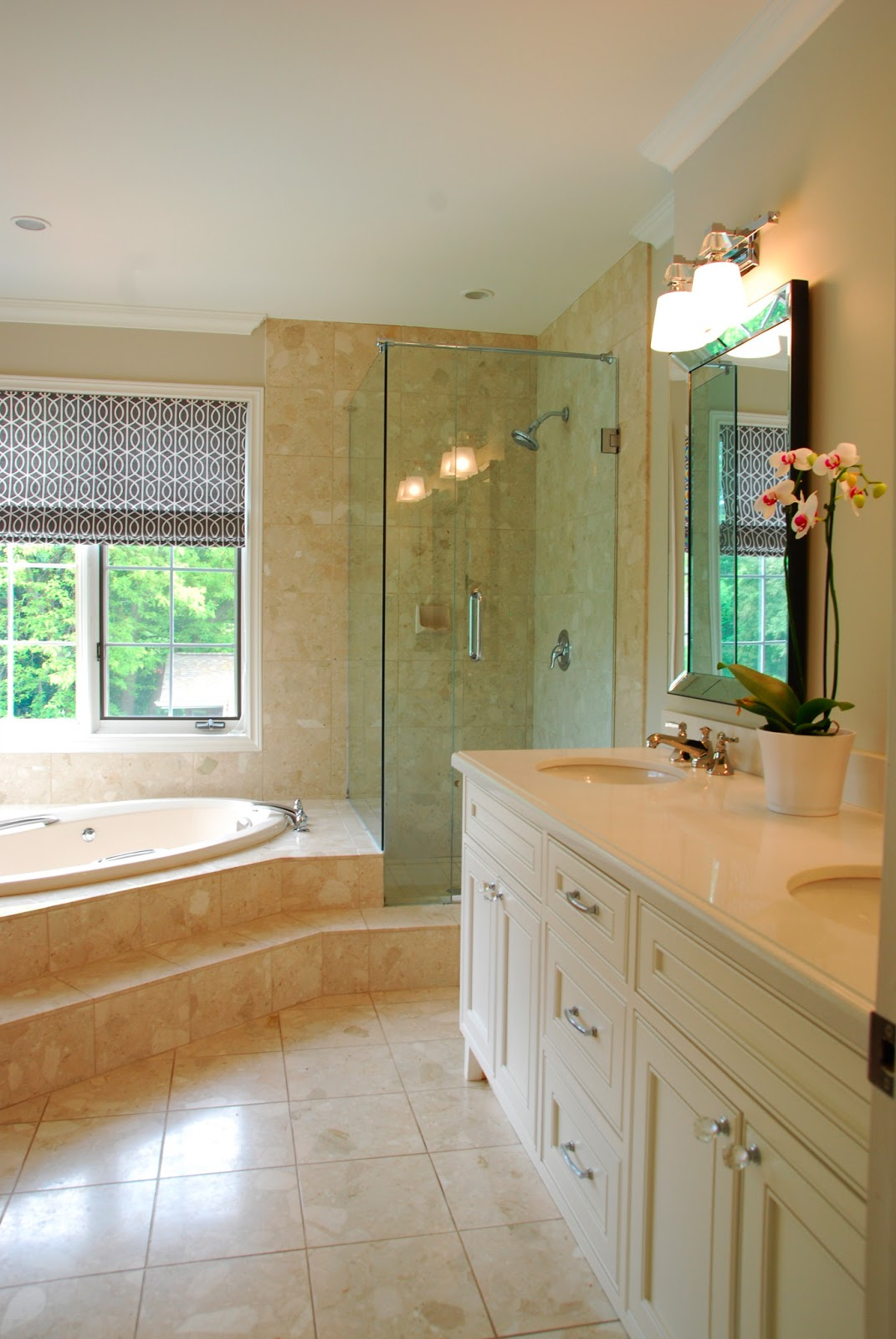 My Work Master Bathroom Update Rambling Renovators