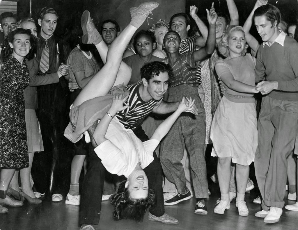 Teen Swing Dance 6