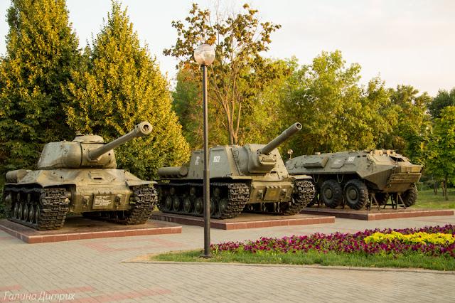Танки Воронеж