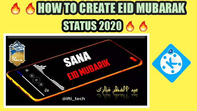 Eid Video Status