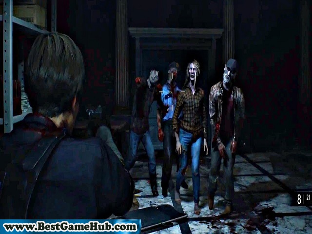 Resident Evil 2 Remake Torrent Games Free Download