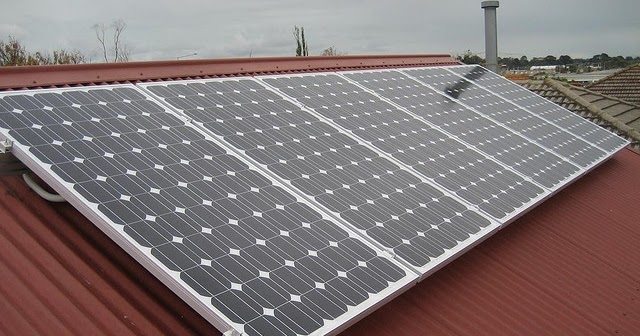 Solar Photovoltaic Different Types Of Solar Panels