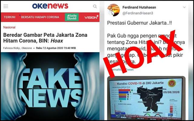 Usai Ketahuan Sebar Hoax Jakarta Zona Hitam Corona, Ferdinand Langsung Hapus Twitnya