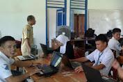 Berada Di Pulau Namun SMKN 4 Selayar Laksanakan USBNBK