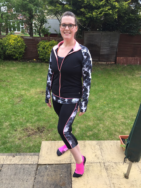 new activewear range from Nutmeg at Morrisons