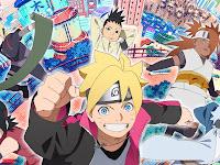Ada Satu Tokoh Dalam Film Naruto Yang Masa Kecilnya Sehebat di Film Boruto