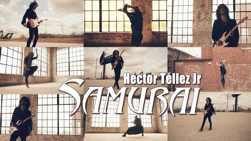 Héctor Téllez Jr - ¨Samurai¨ - Videoclip - Director: Héctor Téllez Jr. Portal Del Vídeo Clip Cubano