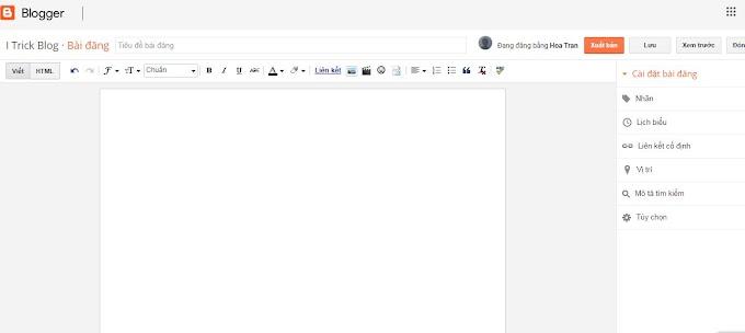 Hướng dẫn xóa CSS và JS mặc định của blogspot