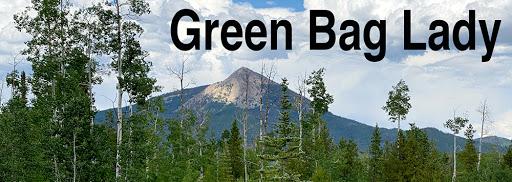 Green Bag Lady