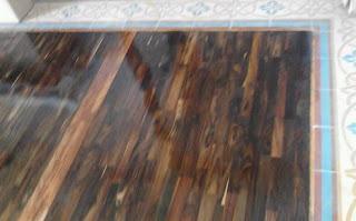 Kayu Sonokeling sebagai kayu warna paling unik