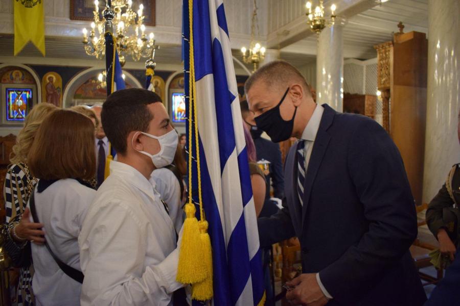 Η Ξάνθη γιόρτασε την ελευθερία της - Παρών ο ΥΦΕΘΑ