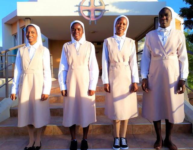 Windhoek Priory Novices
