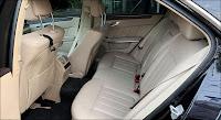 Mercedes E200 2015 đã qua sử dụng nội thất màu Kem