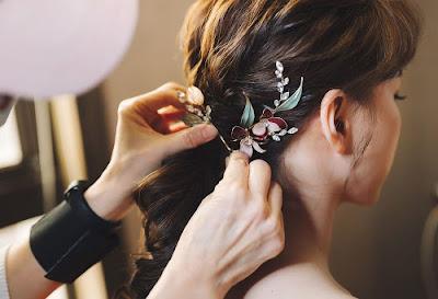 新娘秘書造型 訂結同天儀式全紀錄 訂婚儀式